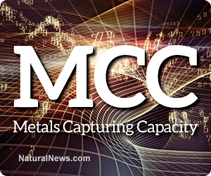 Metals Capturing Capacity