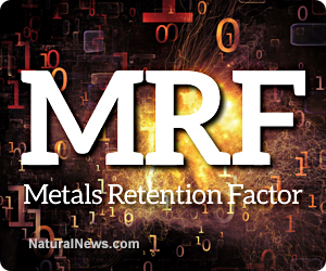 Metals Retention Factor