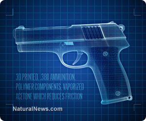 Printable guns