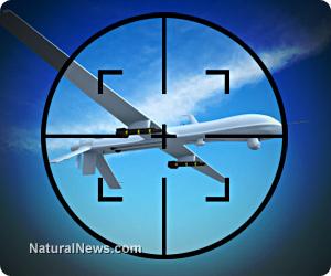 Armed drones