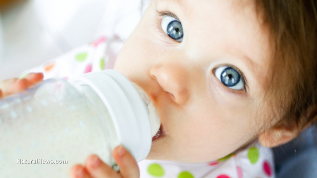 Baby Formula Is Loaded With Gmos Avoid These Brands