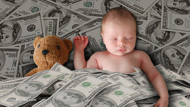 Depopulation: Global elite, climate change activists call for tax on newborns