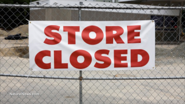 Retail closures