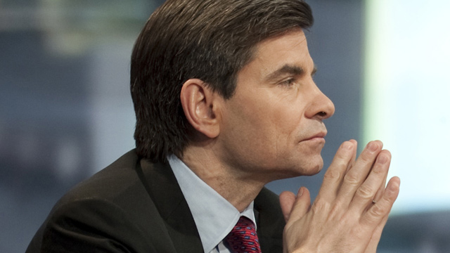 George Stephanopoulos outed as Clinton crime family operative, has financial ties just like Monsanto, ExxonMobil and the Bill Gates Foundation
