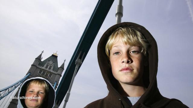 British pedophile rings