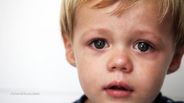 Analysis Little Boy Crying