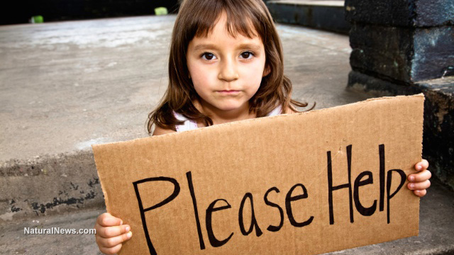 What is an outrageous solution for Poverty?