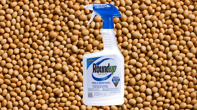 Glyphosate residues