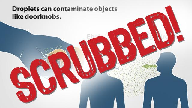 Ebola epidemia, CDC, la storia revisionista