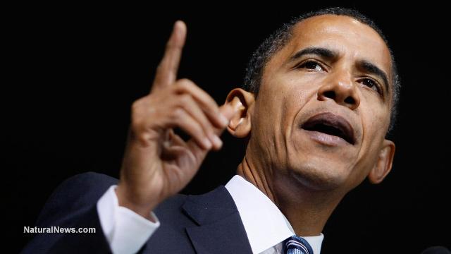 TIME Magazine now admits Obama is architect of 'Orwellian State'