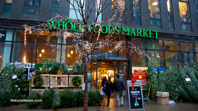 Whole Foods in deep financial trouble; sales plummet following deceptive anti-labeling position with Monsanto