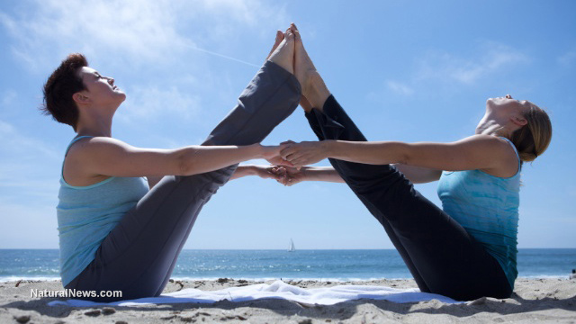 Emergency yoga