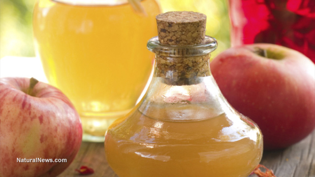 Apple Cider Vinegar improves blood sugar regulation and speeds up weight loss