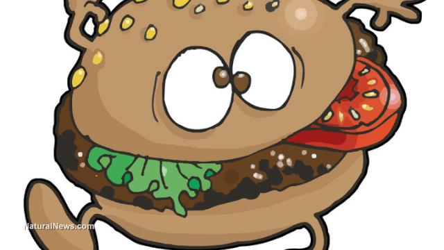 Fast Food Obesity Children Fast food marketing ta...