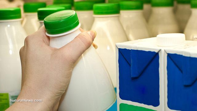 Full fat milk