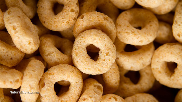 "General Mills conducts massive recall of ""gluten..."