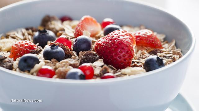 Gourmet cereal