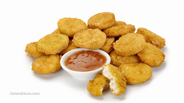 Tyson Foods Recalls Over 130k Pounds Of Chicken Nuggets After