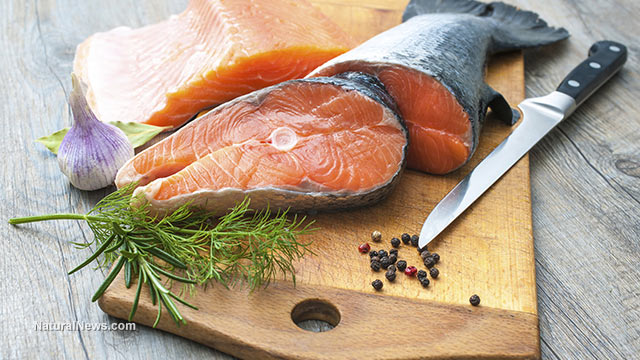 Eating fatty fish can actually protect the brain from for Fish with least mercury