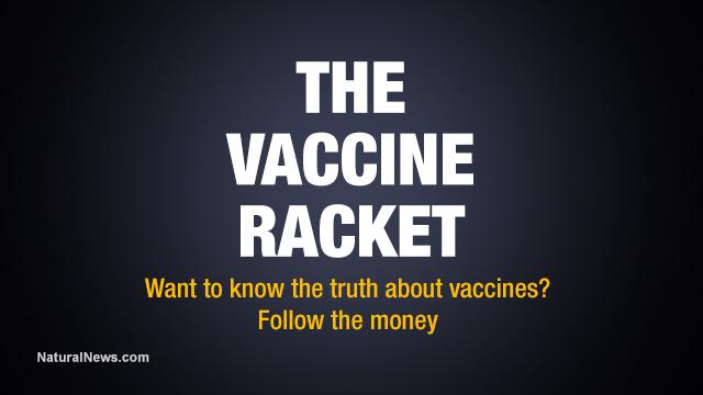 Vaccine racket