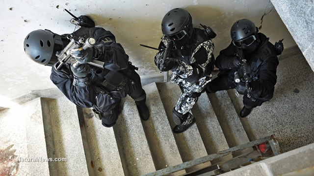 SWAT raids