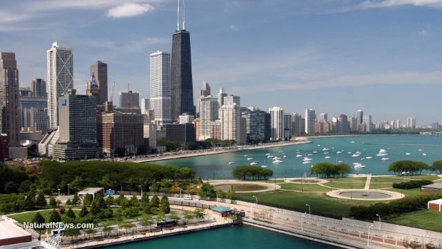 Plastic microfiber pollution threatens Great Lakes environment
