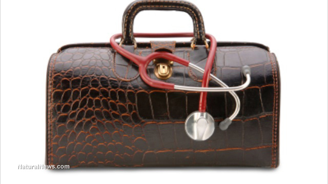 Monopolistic medical establishment attacks 89-year-old philanthropist doctor who sees patients from car - He wins case!