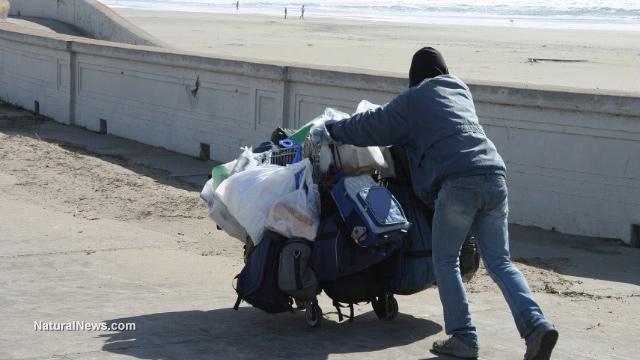 President vs. The Homeless