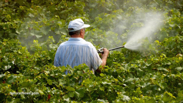 Pesticide exposure