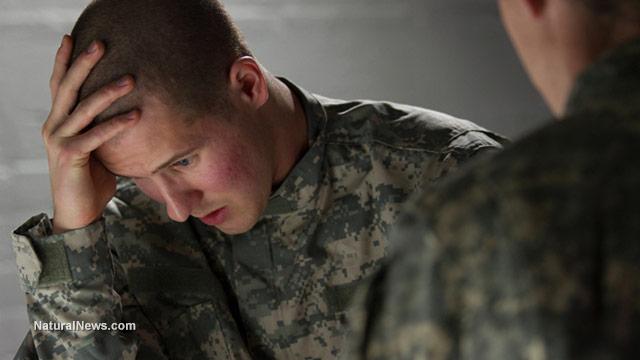 Military recruits