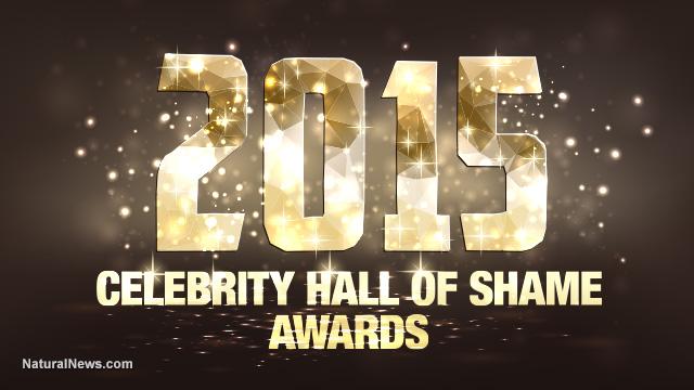 Celebrity Hall of Shame Awards