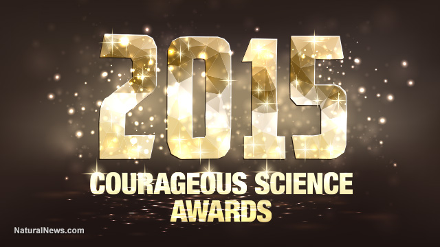 Courageous Science Awards