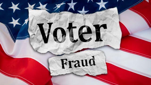 Image result for voter fraud