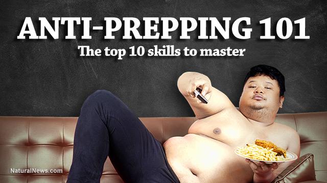 Anti-prepping