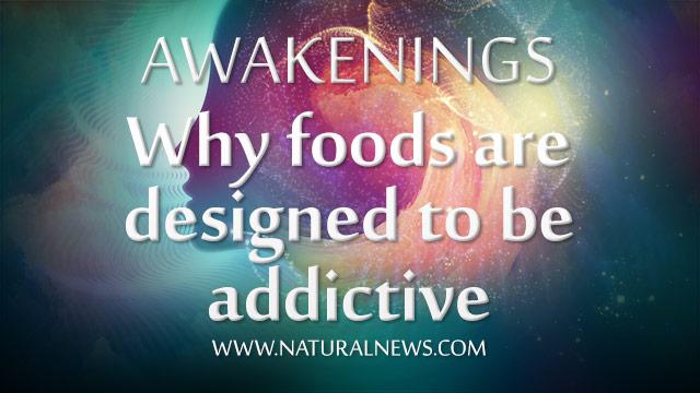 Food addictions