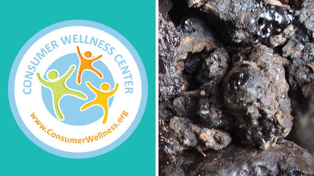Shilajit heavy metals test results released by the non-profit Consumer Wellness Center: HealthForce shows by far the highest in lead and aluminum among brands tested
