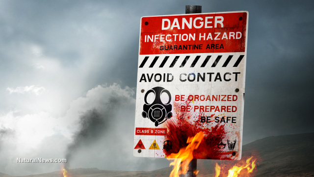 Ebola dirty bomb