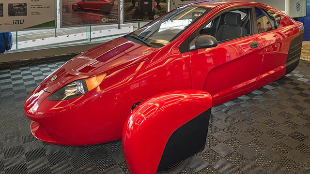 Elio car company