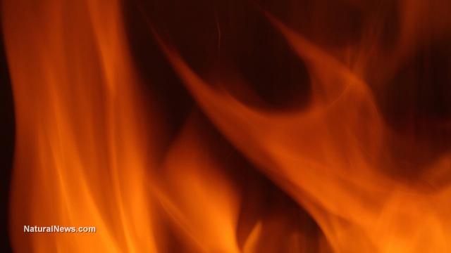 Wood-burning stove ban