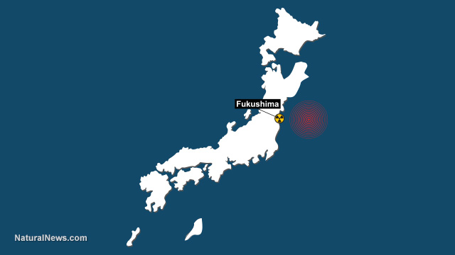 Fukushima earthquake