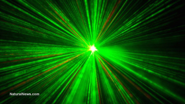 Agricultural lasers