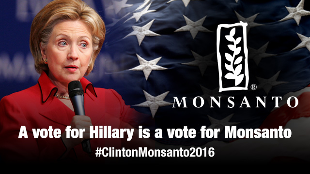 Monsanto queen Hillary Clinton displaying numerous disqualifying health problems