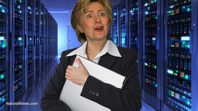 photo of Hillary Clinton stored 'Top Secret' government information on her private server, probe reveals image