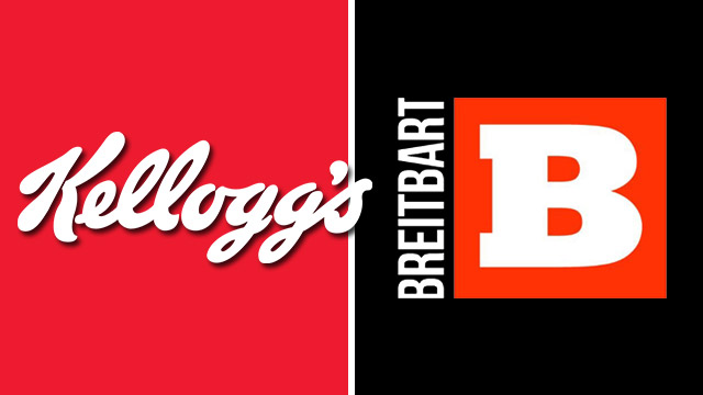 Boycott of Kellogg's, maker of processed junk foods made with GMOs, expands to massive reader base of Breitbart.com Kelloggs-BreitBart
