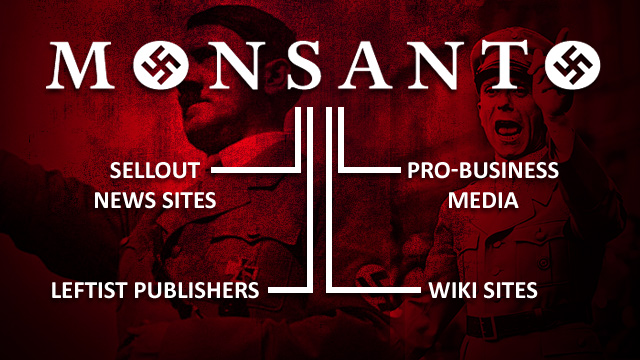 Biotech genocide, Monsanto collaborators and the Nazi legacy of 'science' as justification for murder