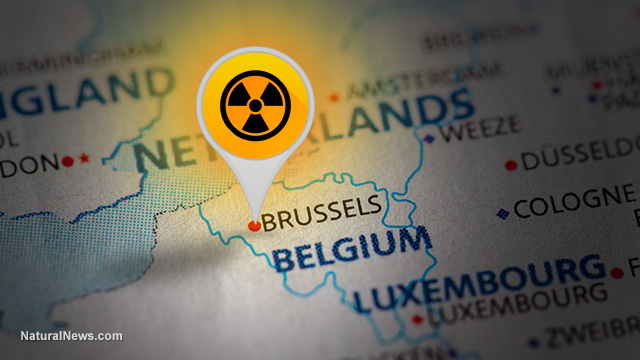 ISIS terrorists planned to unleash a nuclear holocaust in Brussels...