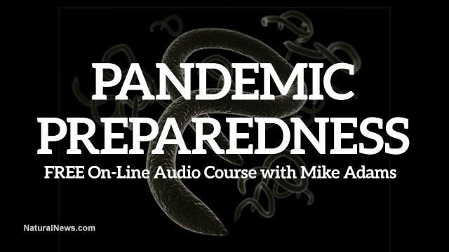 FREE online pandemic preparedness audio course