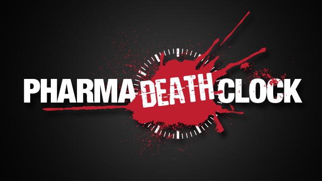 Pharma Death Clock