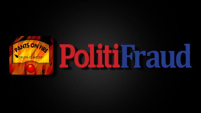 PolitiFact propaganda