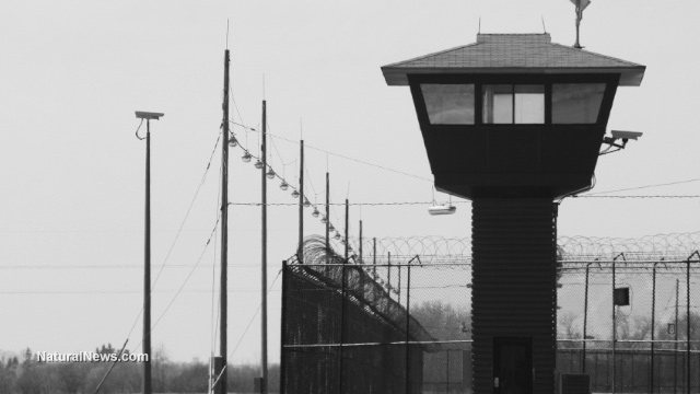 Free-range prison